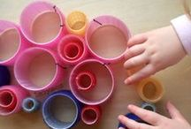 KIDS D Sensory & Fine Motor / by Angela Needham
