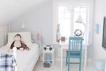 Kid's Rooms / A random and eclectic mix of delightful kid's rooms.