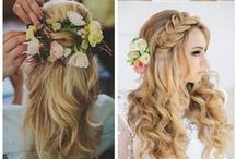 Elegance: Hairstyles / Some gorgeous hairsyles I want to try. ;)