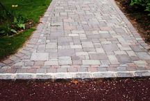 Brick and Paver Walkways / Based in Deer Park N.Y, Stone Creations of Long Island provides Masonry Home Improvements to customers throughout Long Island. Established in 2009 Stone Creations of Long Island's team has over 20 years experience in the Masonry and Concrete Business. Stone Creations of Long Island looks forward to hearing from you.  Call for a free estimate:  (631) 678-6896 -  (631) 404-5410 www.stonecreationsoflongisland.net / by Stone Creations of Long Island