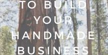 Creative Small Business / Information and inspiration for makers, creative entrepreneurs, and running a handmade small business! Tips, workspaces, products, art, and more!