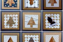 Creativity-Christmas-made by Ibala