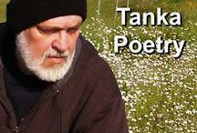 Tanka Poetry by Michael McClintock / Modern American tanka poetry (liberated tanka) by Michael McClintock. Weave these poems into any of your boards, or feel free to make your own board of Michael McClintock poetry.  Repins welcome.