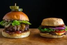How to Make the Perfect Burger / Various Chefs share their secrets for preparing the perfect hamburger.   / by Rain Crow Ranch
