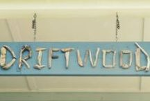 driftwood tekst and words