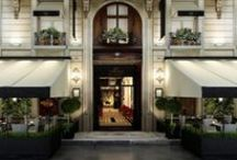 Architecture - Exteriors & Interiors / Interesting and appealing shapes and concepts