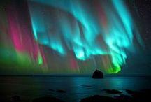 Starry Night / Aurora  / by GalleryA-II