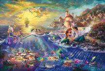 Fantasy ~ Art, Disney, ... / by GalleryA-II