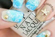 Nail Art  / Pwetty nails xD