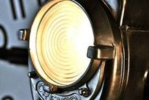 Vintage Industrial Lighting / Do you know the most famous iconic brands of Industrial Lighting? Come and have a look at all those: Jielde, Cremer, Anglepoise, Gras, Dugdill, Jumo, Lumina, Pirouett, RG Levallois and Singer, they are the most known among many others! Here you will find only genuine ones, some quite rare but all beauties! Please enjoy and don't hesitate to visit: www.laboutiquevintage.co.uk