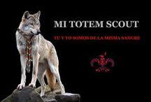 MI TOTEM SCOUT / Sitio de interés en la cultura Totémica, legado de pueblos originarios para la preservación y el cuidado de la naturaleza y la paz.