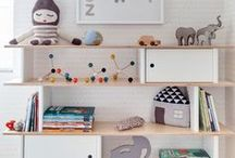 Kid's play rooms