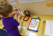 EYFS continuous provision / CHALLENGE - differentiating and structuring the learning environment
