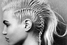 Tuxu aka hair
