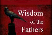 WISDOM OF THE FATHERS by Michael McClintock.  Quotes & Poetry. / The thoughts, statements, and speculations appearing here have been culled by friends and readers from letters, essays, diaries, and book reviews I have written over the years. Repins welcome.