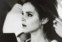 Emma Watson / It`s so great to see a star and style inspiration, also be such a great person and dedicated activist.
