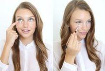 Makeup (step by step)