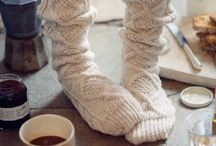 """cozy socks""  ""mitjons calentons"""