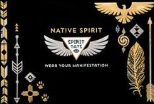 Native Spirit S P I R I T  T A T S / Metallic Tats, meaningfully designed for the Native Spirit.  This collection features sacred birds, feathers, tribal art, traditional, non-traditional, and ancient designs pertaining to the world's native cultures.