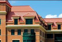 Metal Tile Roofs