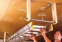 Garage et rangements / Aménagements pour le garage