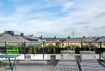 Outdoor living / Balcony and terrace inspiration