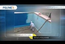 Polyurea Kaplama & Yalıtım / Polyurea teknolojisi