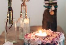 Spirit Filled H O M E / Surround yourself with things you love, things that enliven your Spirit.