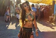 Further Future I N S P O / Ornate Future Gypsy Goth, inspiration for our trip to Further Future 2016.  SpiritTats.com
