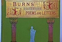 Vintage Poetry Books: Bound for Glory / Yes, I do judge a book by its cover. Vintage books are highly collectible and cherished, especially first editions. Books add character to any room.