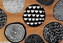 Creativity-patterns and designs
