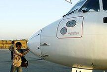 Humourous plane talk