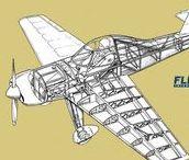 Aircraft Cutaways