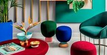 Maximalist Interiors / More is more!
