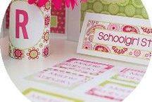 Homeschool Classroom Ideas / by Annie Moffatt