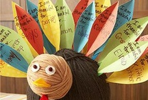 Thanksgiving  / by Annie Moffatt