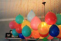 Party... Like it's yo birthday!