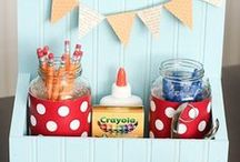 Classroom Decor / Ways to make your classroom comfortable, entertaining and BEAUTIFUL!