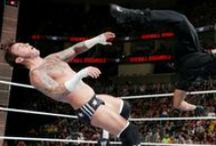 CM Punk - WWE Universe / by WWE