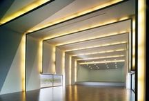 Interior lighting / Interior projects in which LED lighting has made an important contribution: Looking good and saving resources.