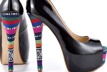 Shoes, shoes, shoes!  / by Chiara Briganti Gourrier