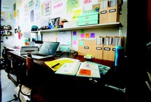 Organizing Your Office / Organize at your work to maximize productivity and relieve stress. / by Post-it® Brand