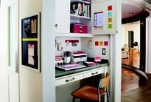 Home Office / Inspiration to help you design your home office, your way. / by Post-it® Brand
