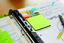 Organization On The Go! / by Post-it® Brand