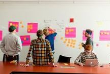 Collaboration Everyday / Collaborate and brainstorm more effectively at your work with these tools and ideas. / by Post-it® Brand