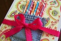 Random gift ideas!  / by Amanda Santos