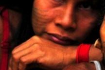 Amazon Rainforest / Matis Indians in Brazil / by Faith Flores