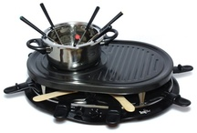 Raclette Grill & Fondue Party