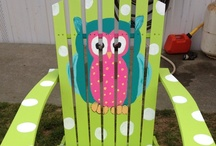 Owls / Decorating crafts and ideas with owls