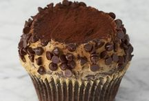 Cupcakes / I'm Obsessed! I have a ton of mocha cupcakes posted. I want to find the perfect one as they are my favorite. Not really posting peanut butter frosted cupcakes as I already have an amazing recipe!  / by Jenny Doremus